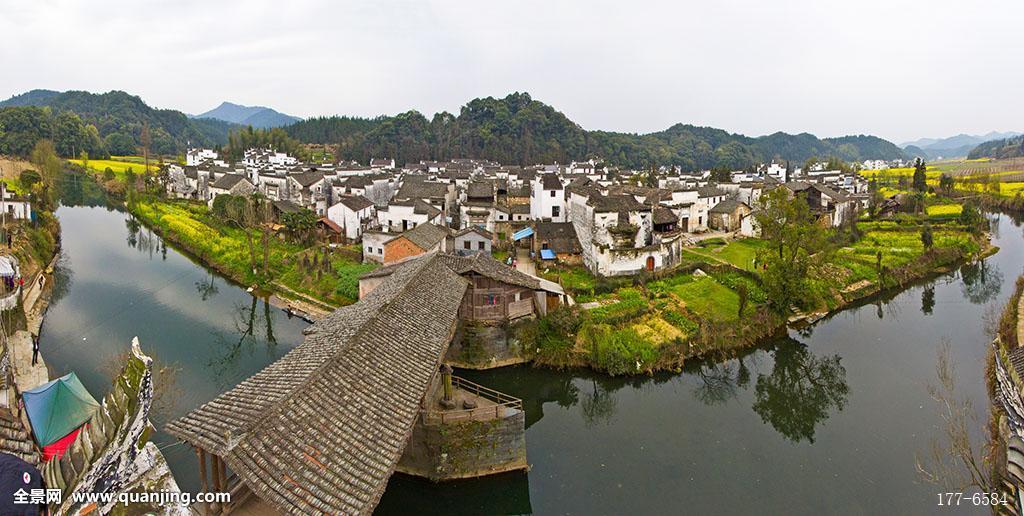 民居,旅游,村庄,灯笼,河流,小桥,风景,文化,休闲,户外,田园风光,乡村图片
