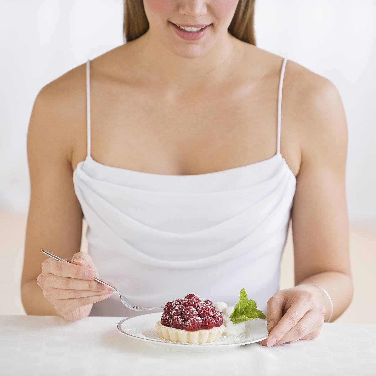 女人吃的沙漠
