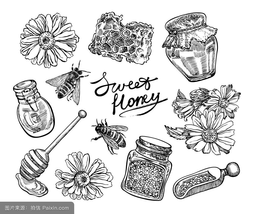 美味的,生物学,甜的,复古的,花粉,卫生保健,刷纹理,艺术,甜言蜜语图片