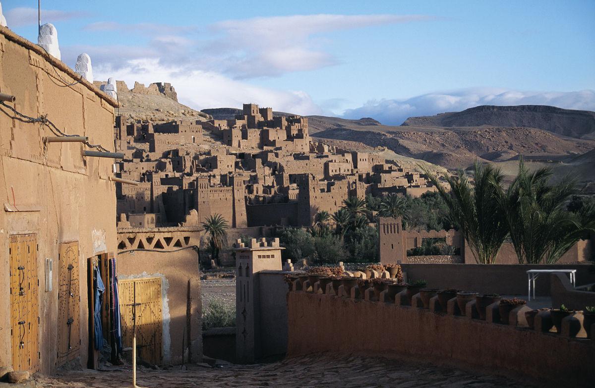 城市都市风景历史建筑环境旅游目的地户外非洲北非摩洛哥