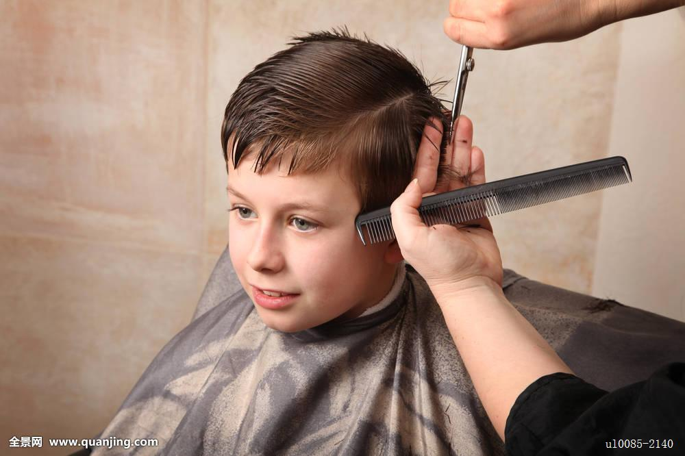 为什么理发师吹的头发比自己吹的发质要好知乎图片