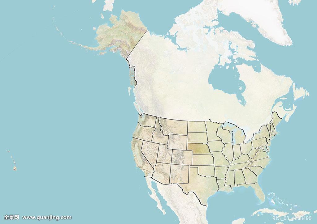 州�9k�yley�.���X{�zy_团结,内布拉斯加州,地形图
