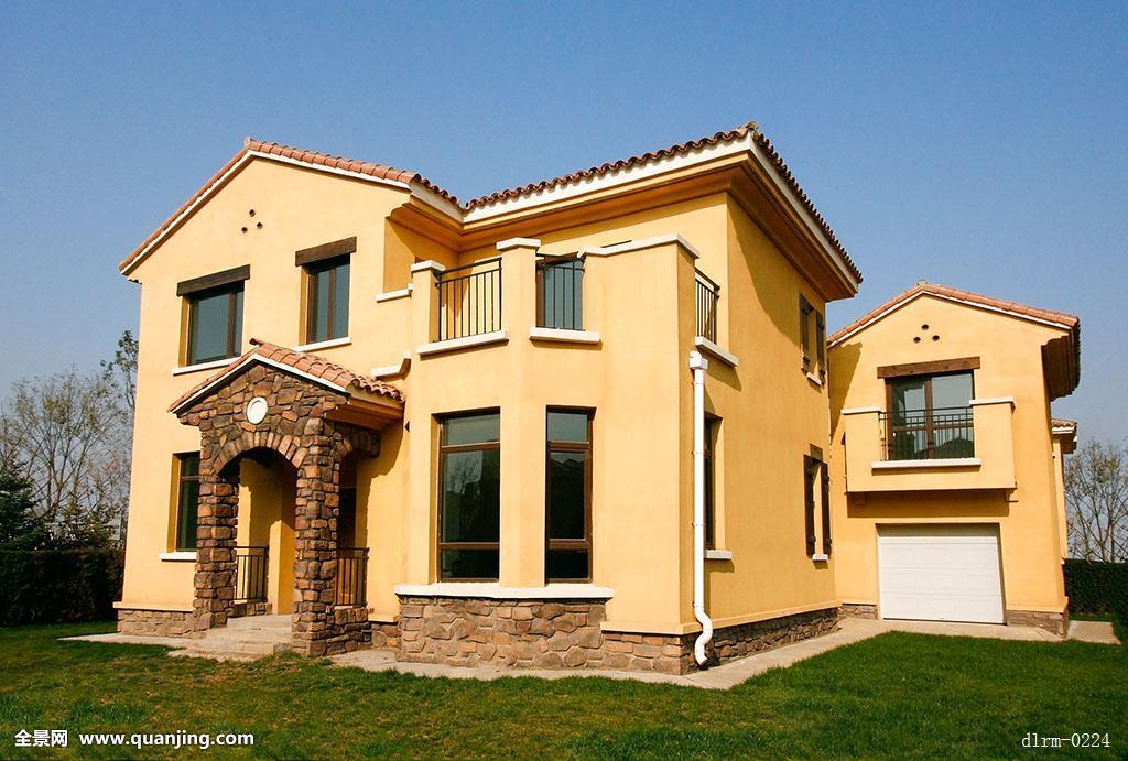 彩钢房房顶效果图 别墅