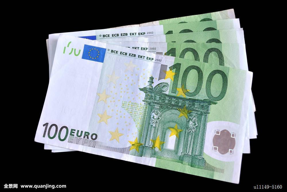 100,欧元图片