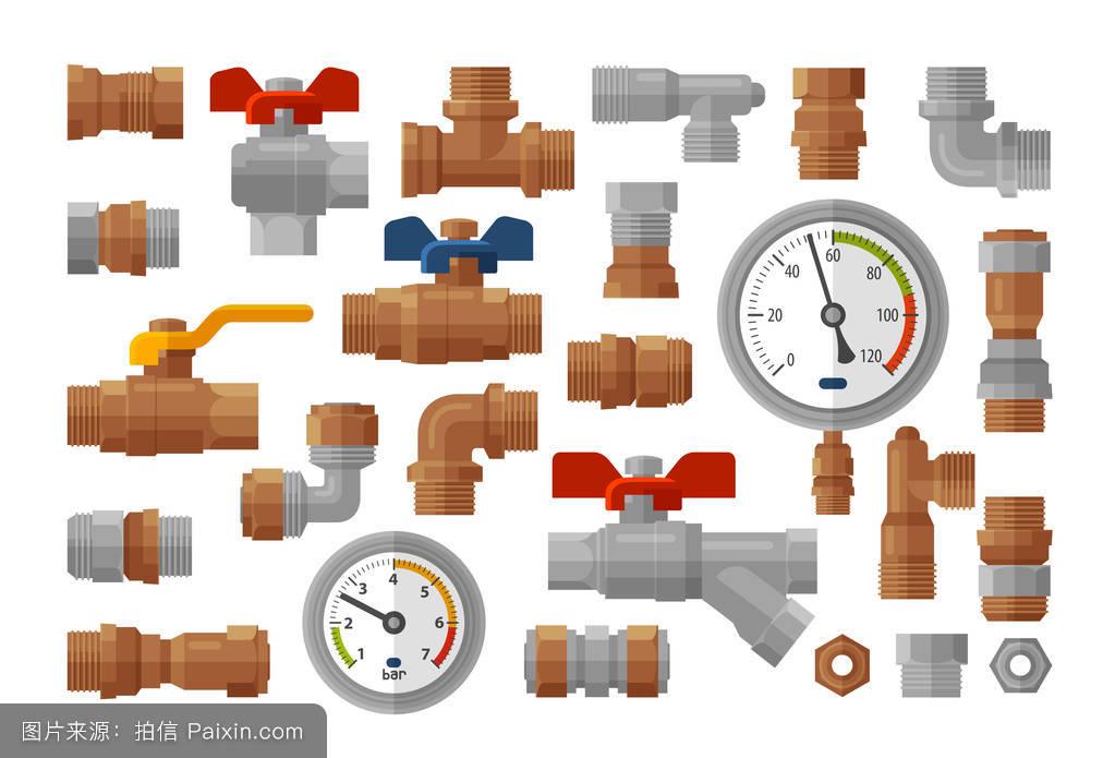 设计,压力,管道工程,装修,供给,耦合器,测量,工程,工具,偶像,球阀图片