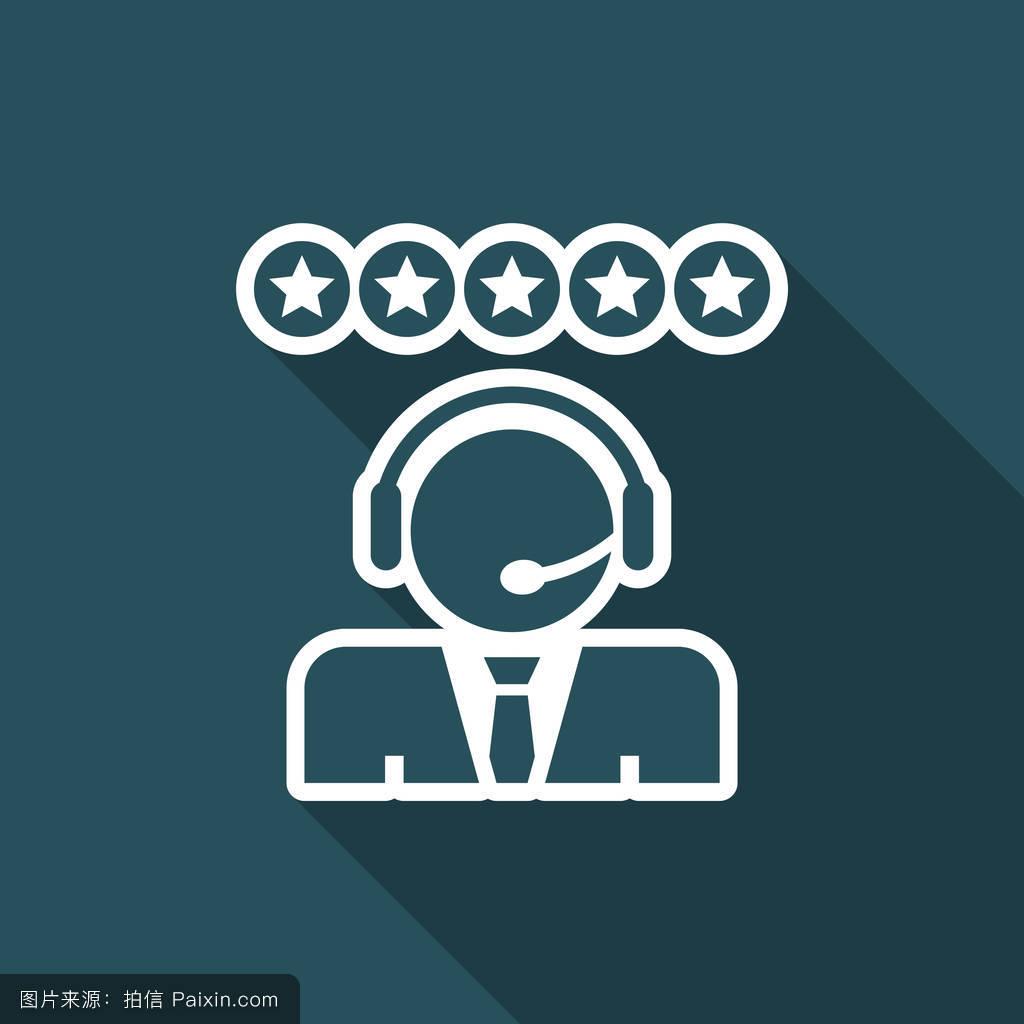 呼叫中心服务图标图片