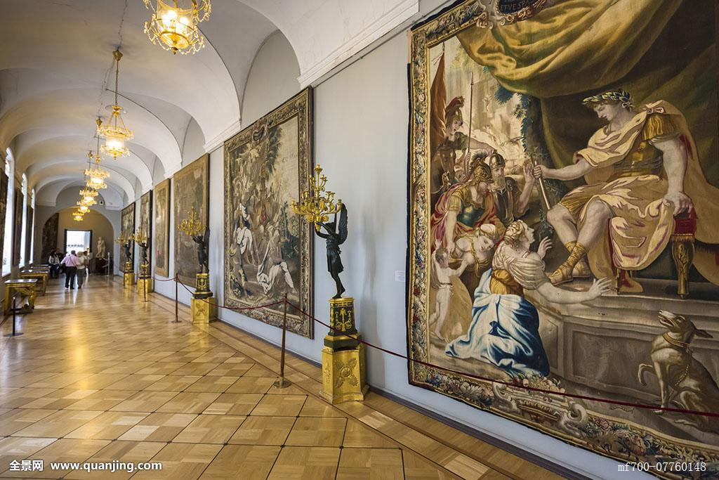 横图,无肖像权,没有物权,东欧,欧洲,艾尔米塔什博物馆,皇宫,俄罗斯图片