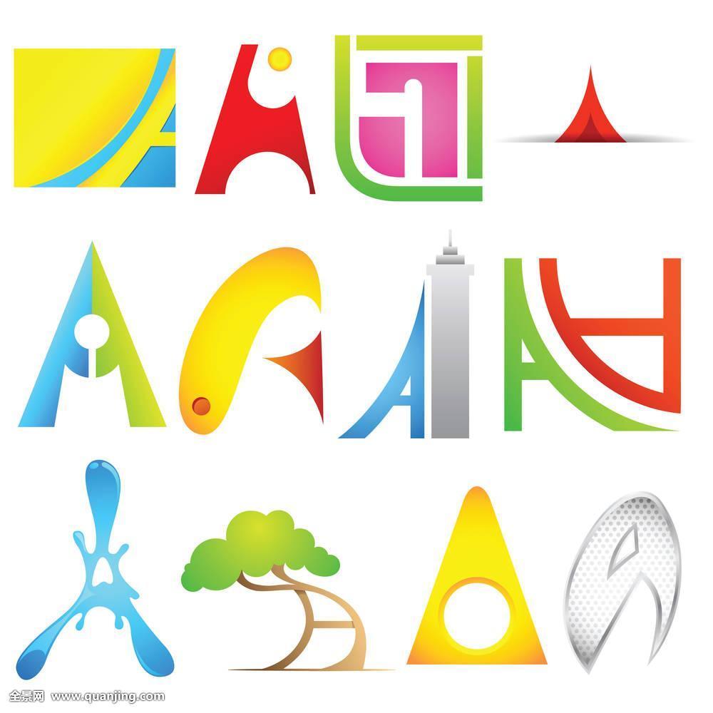 几何,徽标,隔绝,吉祥物,现代,物体,象形图,形状,标识,风格,纹身,字母图片