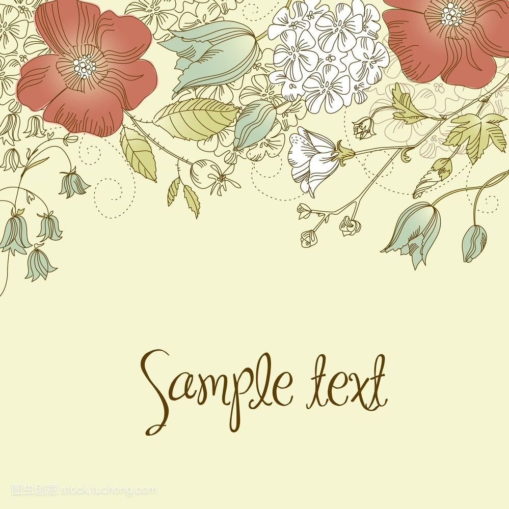 粉色,祝贺,问候,白色,排列,设计,卡片,艺术,牡丹,封面,遮住,剪贴画图片
