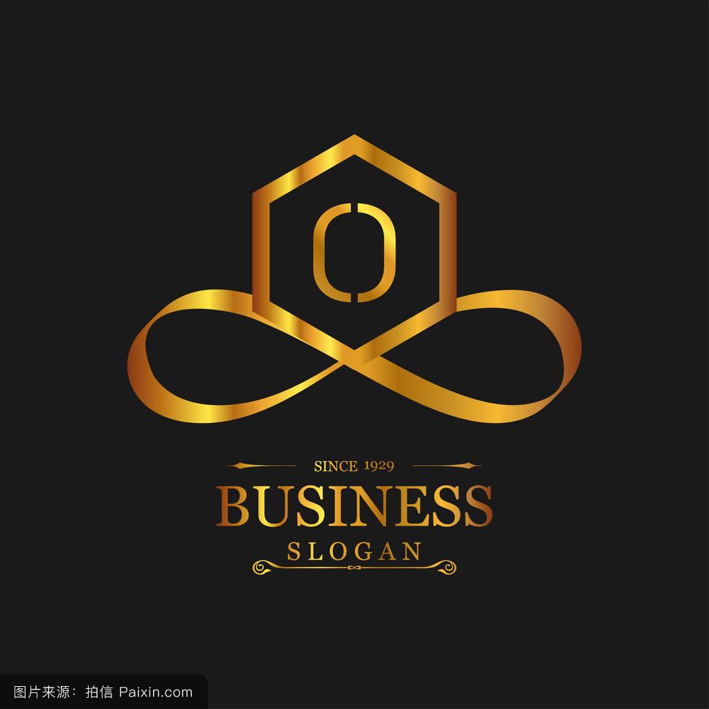 老式�9o#��._标志,营销,计划,概念,矢量,商业,标识,工作,财产,logoipsum,伙伴关系