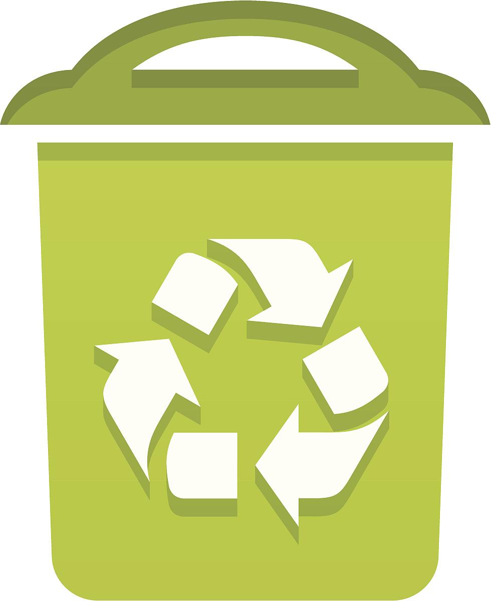 可回收标志图片不可回收垃圾标志不可回收标志图片