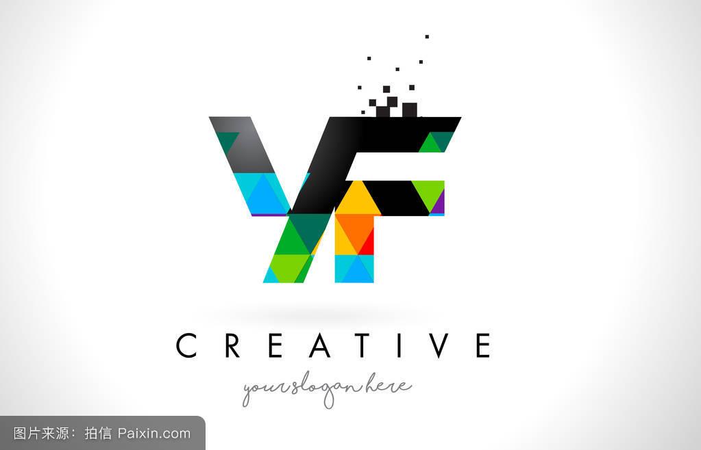 点击领兹c!yf�x�_蓝色,标志,现代的,三角形,符号,粉红色,模板,黄色的,yf,字母表,矢量