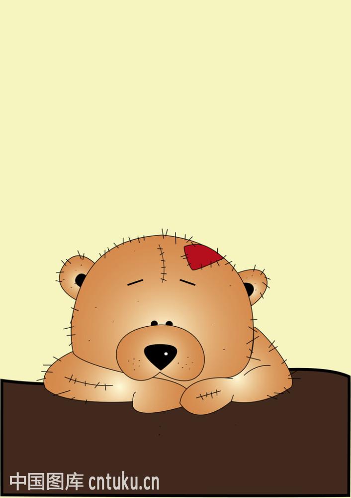 小熊伤心表情图分享展示图片图片图片