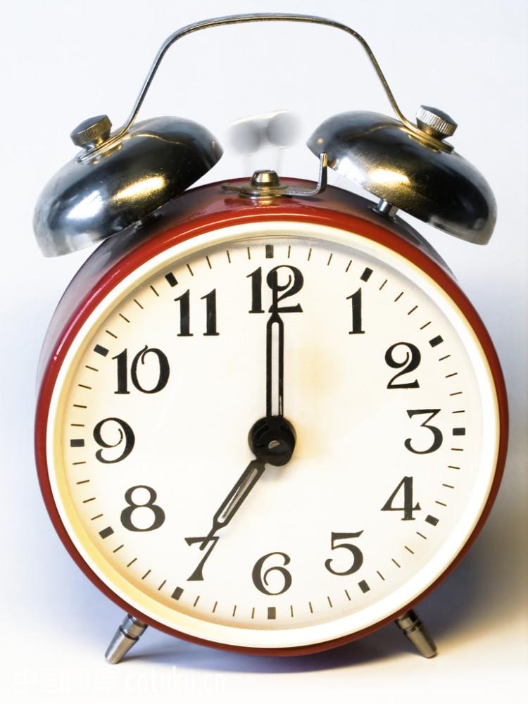 时间_醒来的时间