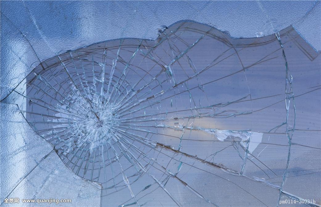 窗格,玻璃,光盘,破坏,爆裂,危险,破损,缺陷,毁坏,裂,碎片,盘形,玻璃板图片