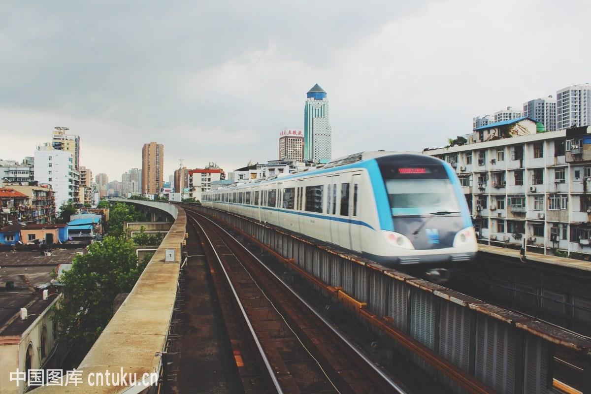 武汉轻轨图片