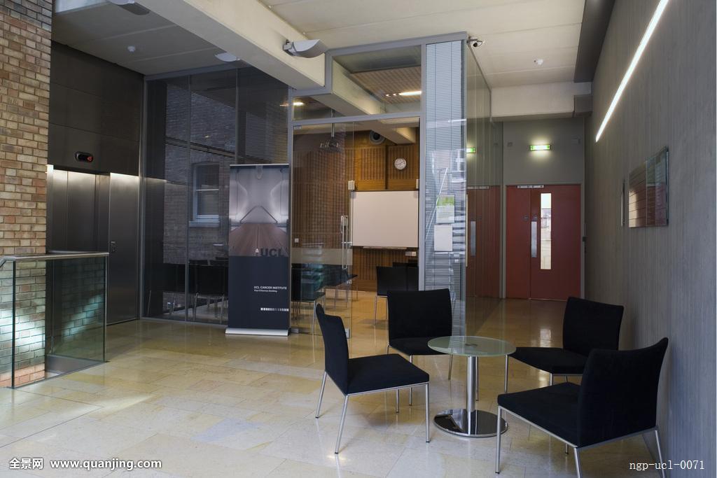 欧洲,英国,伦敦,伦敦大学,建筑,室内,水泥,大厅,教室图片