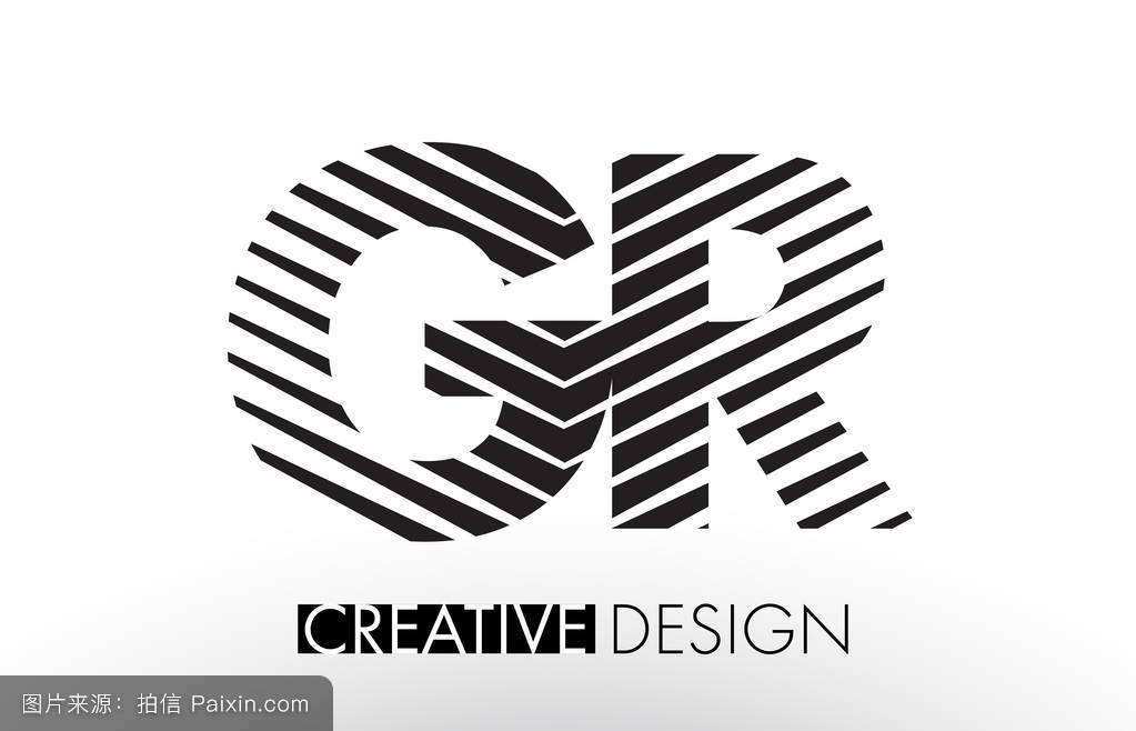 �g�r|_标识,公司,形状,个人的,时髦的,白色,页,黑色,创造性的,签名,gr,设计