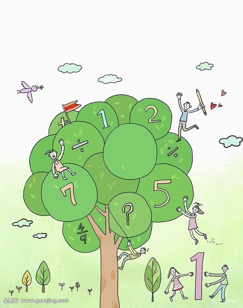 文字,问号,人,青春期,数学,数字,孩子,人群,女性,女孩,圆,鸟,小学生图片