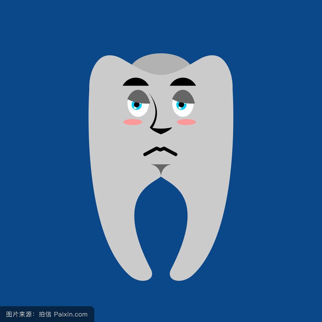 照顾,孤独的,表达,情绪,象征,悲惨的,医学,牙齿,情感,口腔医学,微笑图片