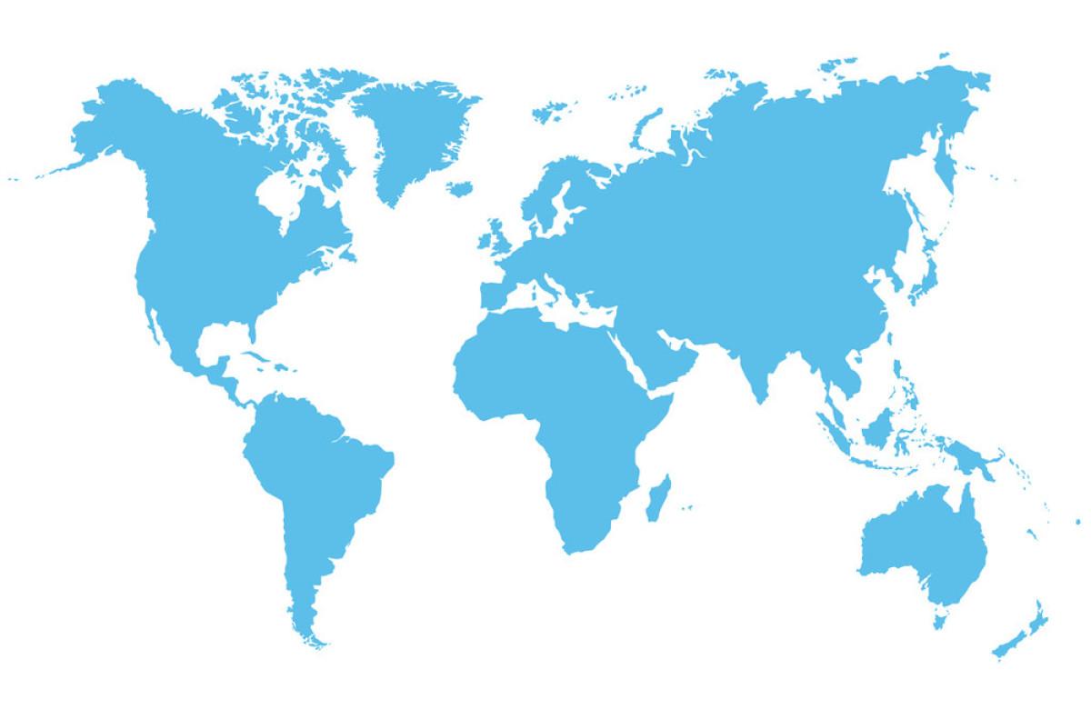 澳大利亚,巴西,白色,北,北极,局部,大洋洲,德国,地球,地图,俄罗斯图片