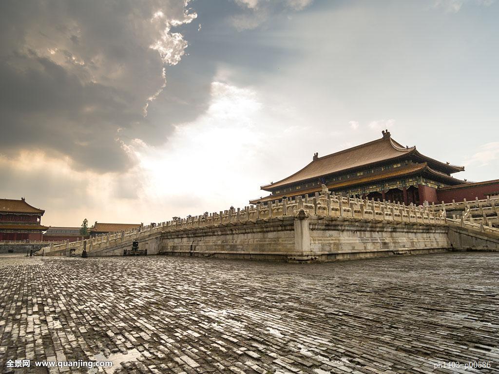 无人,全景,户外,北京市,城市,建筑,公园,标志建筑,旅行,琉璃,屋檐图片