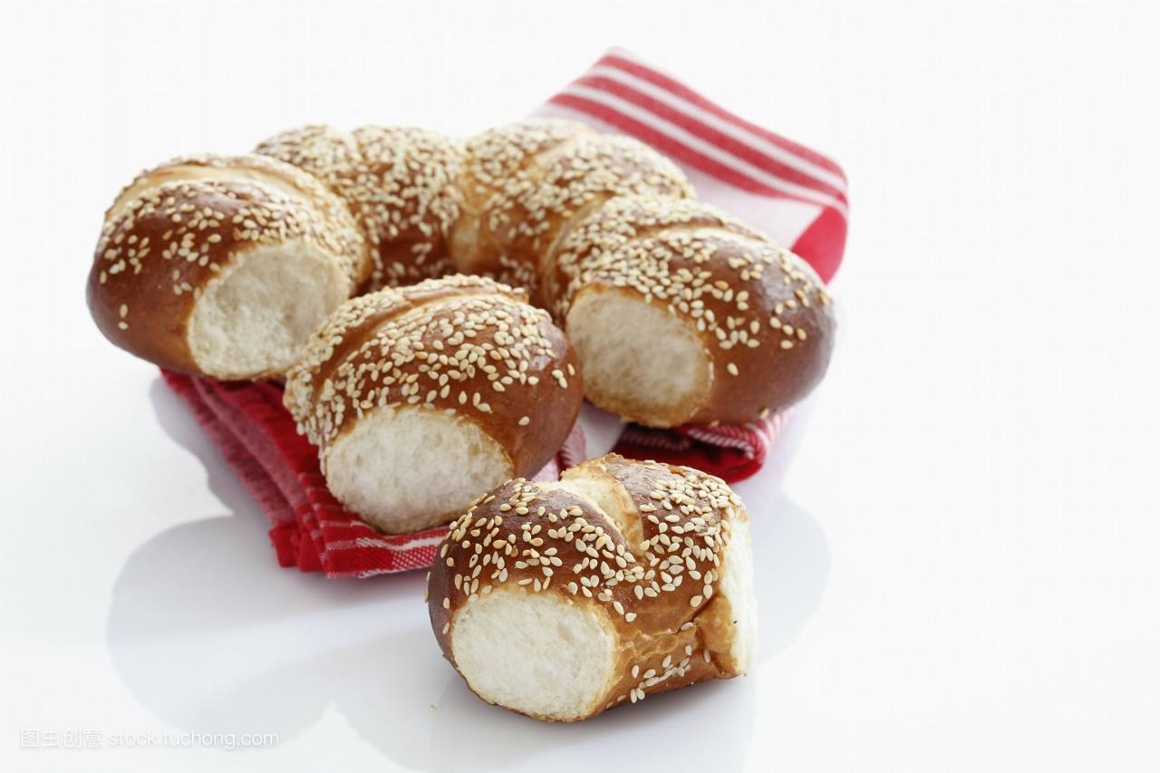 食品�zl�9��9�+_面包,食品,烘焙,彩色图片,特写,无人,棚拍,白色背景,美食蔬果,切片