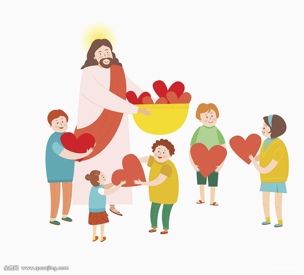基督教表情图片大全-基督教祝福语动画表情_好看的基督教微信图片图片