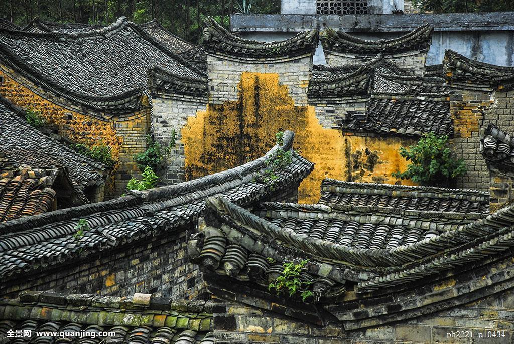 砖瓦房,中国传统,中国建筑,房顶,古文化,村落,精美,古建筑,古代,明清图片