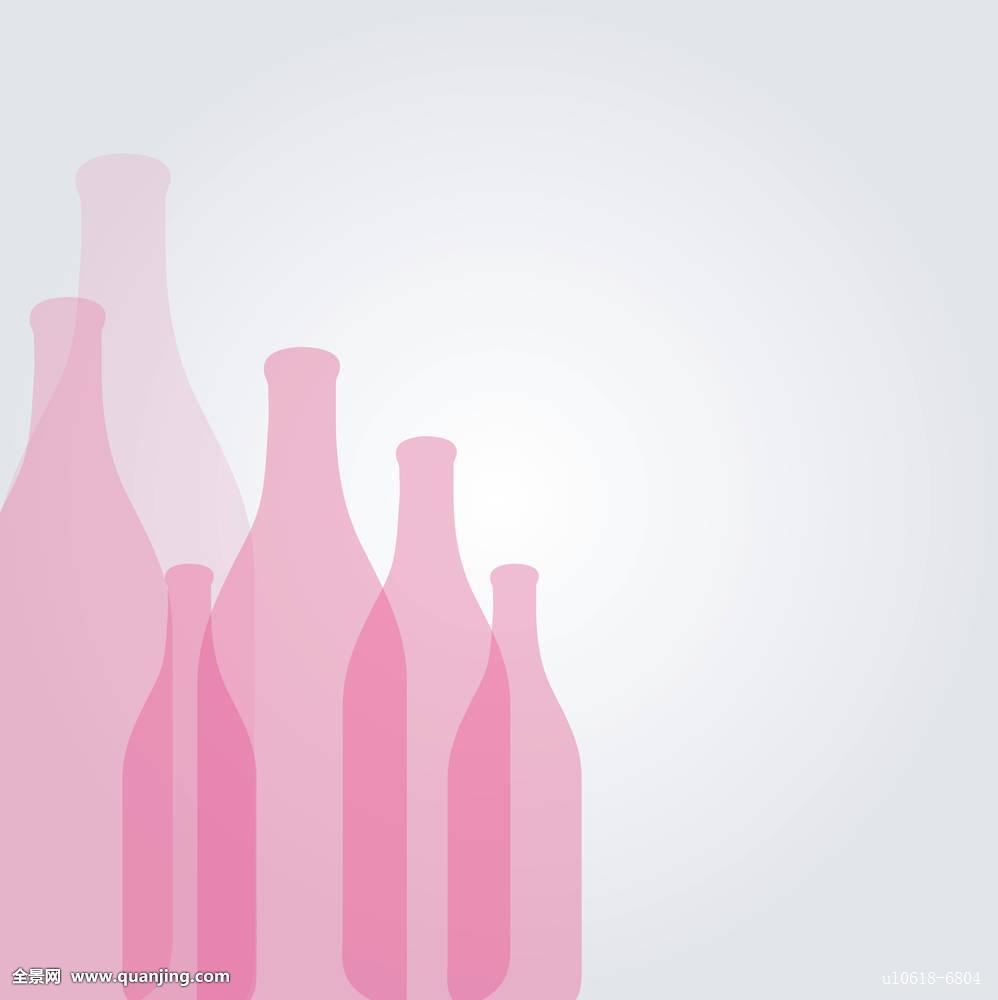 节日,艺术,艺术品,旗帜,酒吧,瓶子,鲜明,泡泡,鸡尾酒,创意,装潢,装饰图片