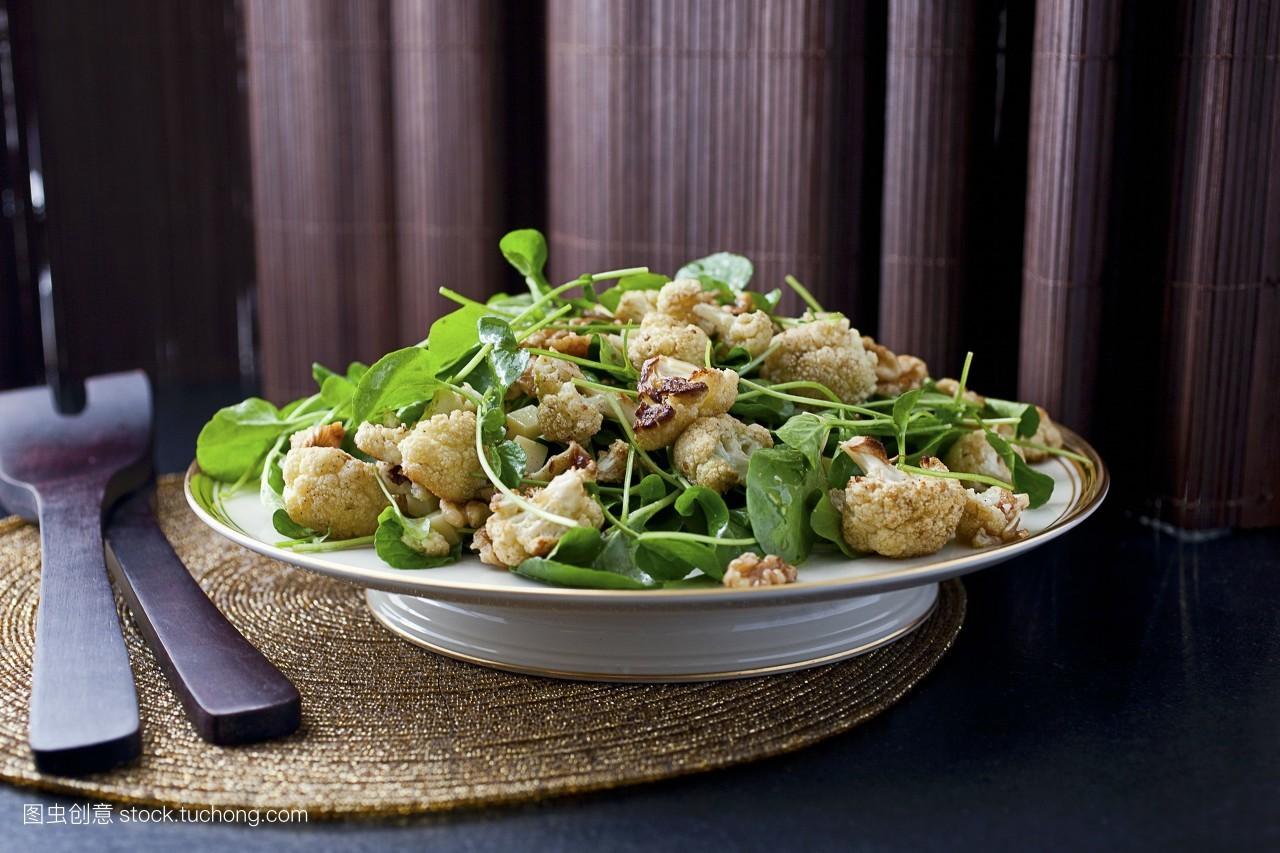 配方,准备,菠菜,芸苔属植物,烘焙菜肴,芸苔,沙拉,烤的,素菜,绿色蔬菜图片