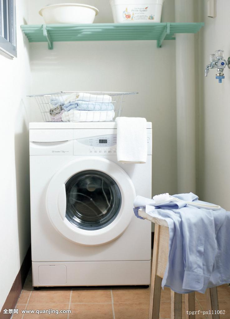 尔法洗衣机_现代还有洗衣机