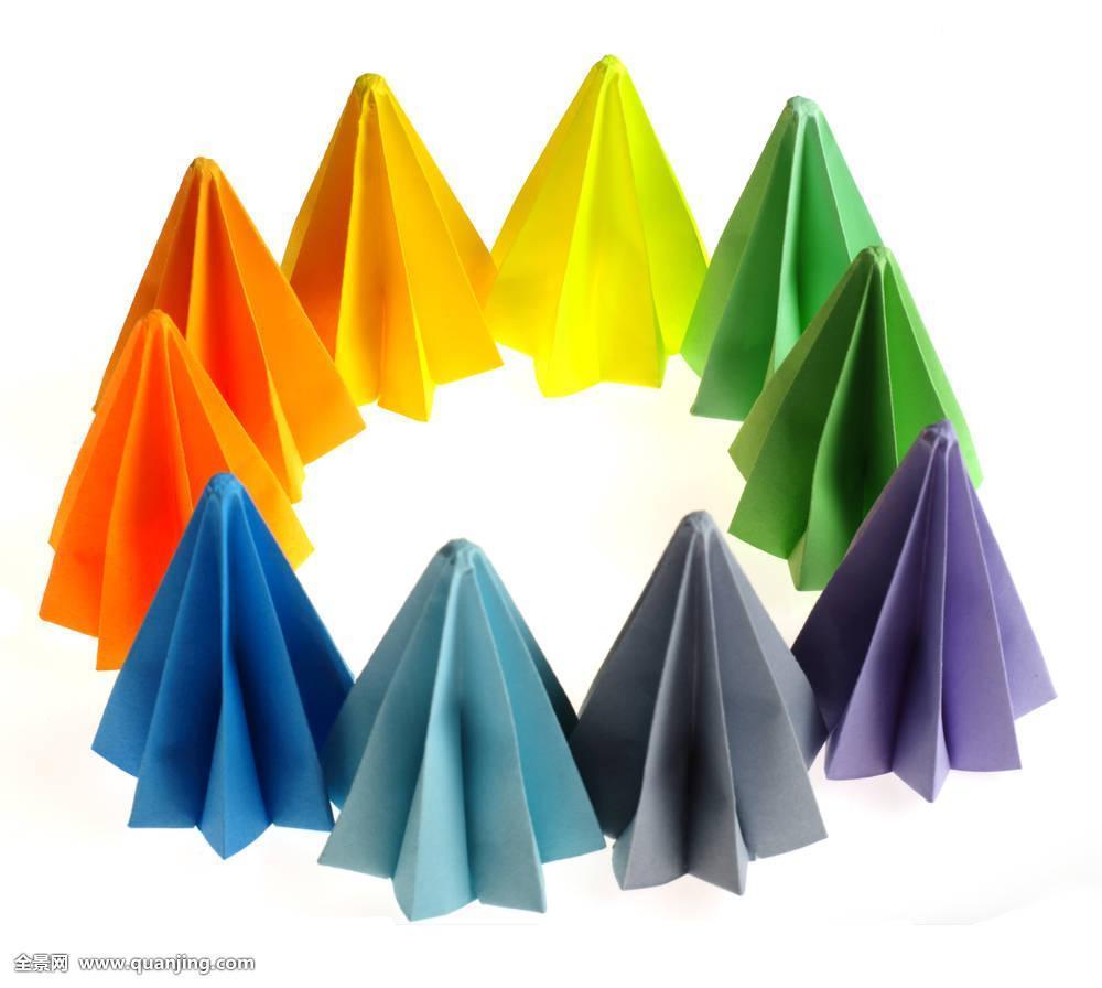 日本,物体,东方,折纸,纸,白色,玫瑰,标识,花,彩虹,彩色,文具,台案,鱼图片
