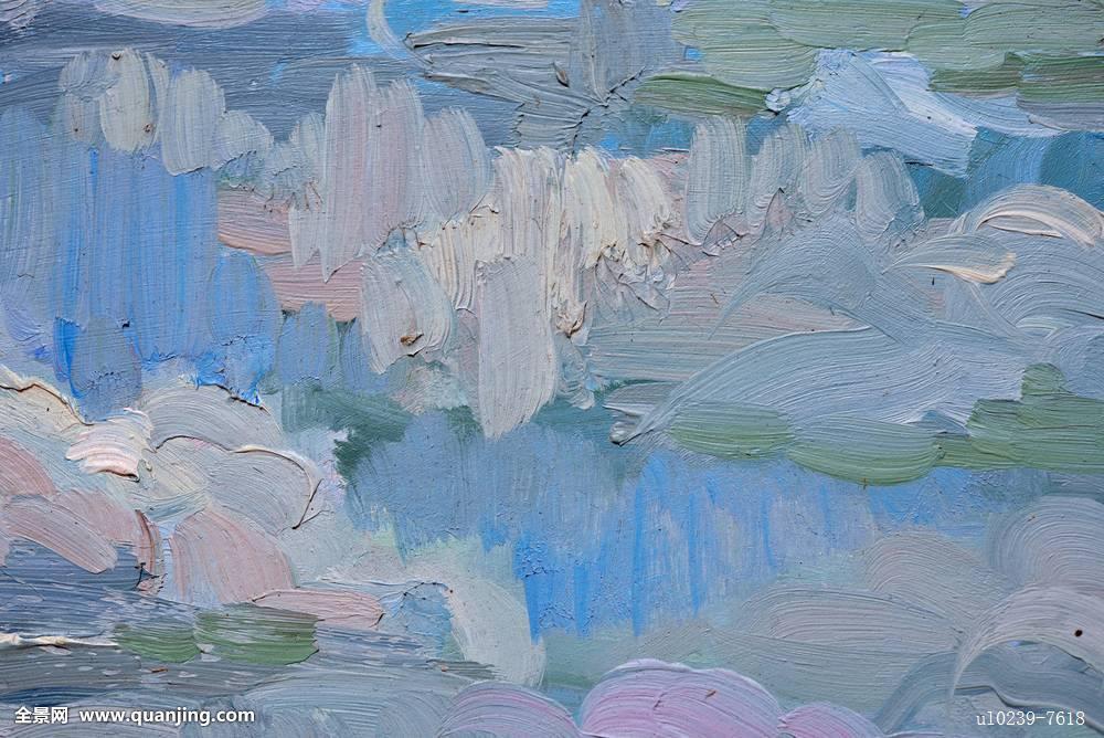 绘画,油画,纹理,抽象,背景,艺术,调色板,丙烯酸树脂,彩色,帆布,艺术图片