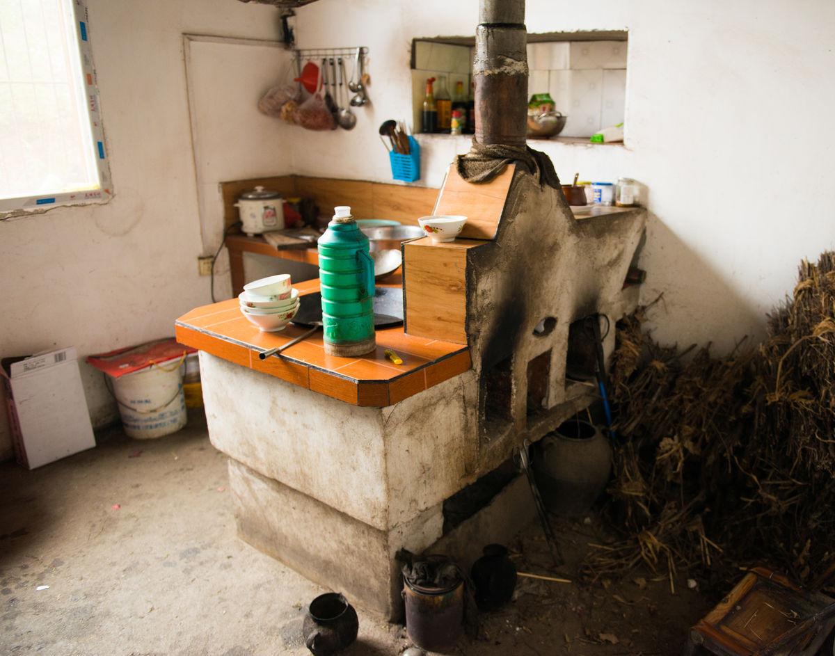 灶台,柴火,厨房,炉灶,土灶,农家乐,农村,厨房家具图片