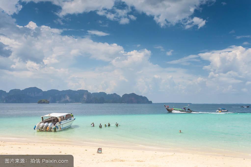 http://tup.66vod.net:888/2015/0974.jpg_甲米泰国甲米:甲米泰国24 / 04 / 2017在甲米泰国地方tup岛海滩海景沙
