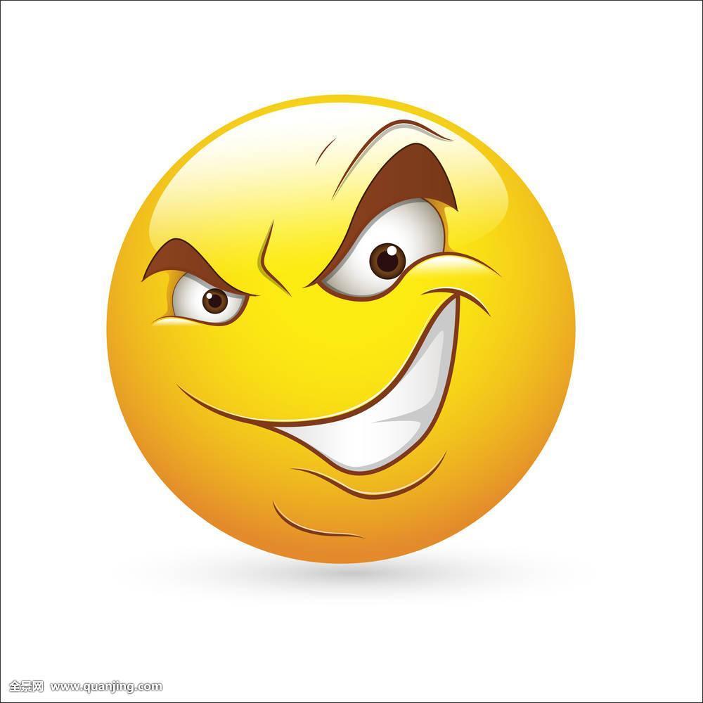 邪恶,微笑,表情图片