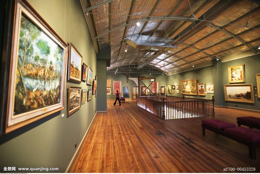建筑,艺术,澳大利亚,娱乐,画廊,艺术馆,博物馆,人,无肖像权,白天,走图片