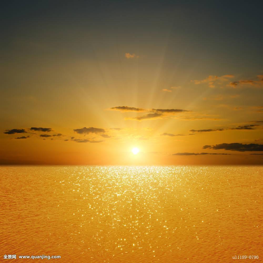 健身器材名称傹fx_河黄色三傹 暗色,潮汐,金色,河,云,晴朗,夜晚,灯,光泽,安静,水,海洋