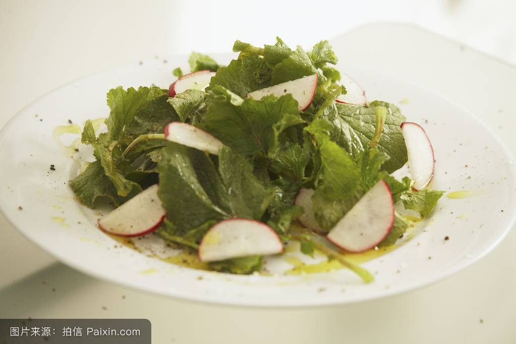 内部照片,制备,萝卜沙拉,蔬菜沙拉,萝卜的栽培变种,沙拉,美食,根素菜图片