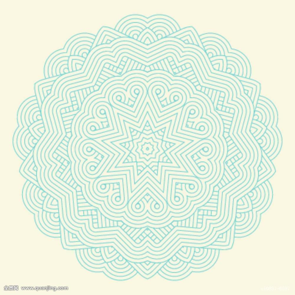 绘画,种族,传统,佛教,形状,抽象,怀旧,优雅,维多利亚时代风格,创意图片