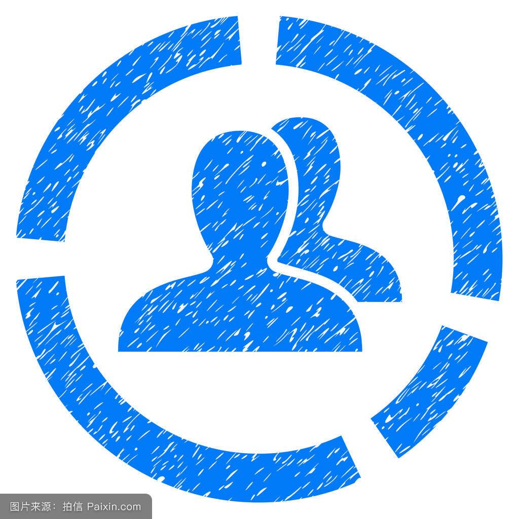 社会的,连接,人口统计学的,蹩脚的,水印,人口学,符号,分析,矢量图标图片