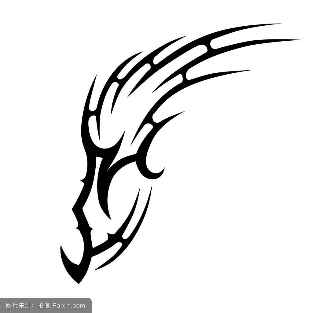 字体包纹身小臂图案展示分享魔鬼v字体房产图片