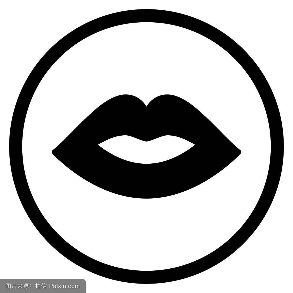 笑脸表情 圆形素材分享展示图片
