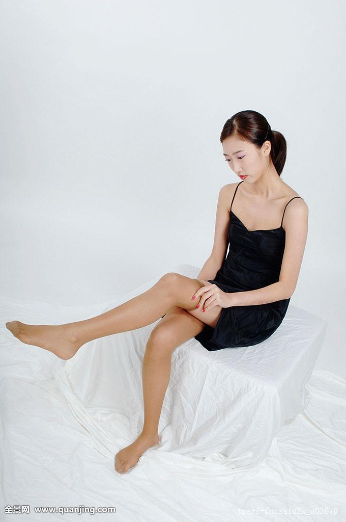 亚洲唯美丝袜_韩国,亚洲人,健康,化妆,时尚,衣服,一个人,成年,女性,性感,香水,丝袜