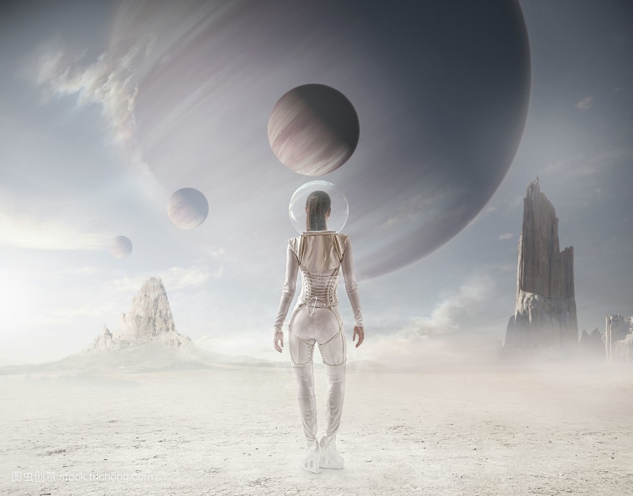想法,旅程,横图,月亮,想象,一个人,新世界,太空,行星,摄影,保护,岩层图片