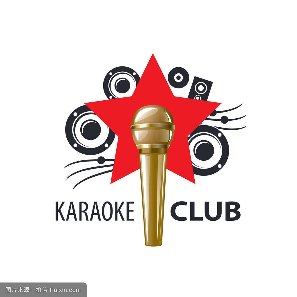 唱,麦克风,标志,现代的,mic,聚会,对象,概念,符号,通信,歌曲,签名图片