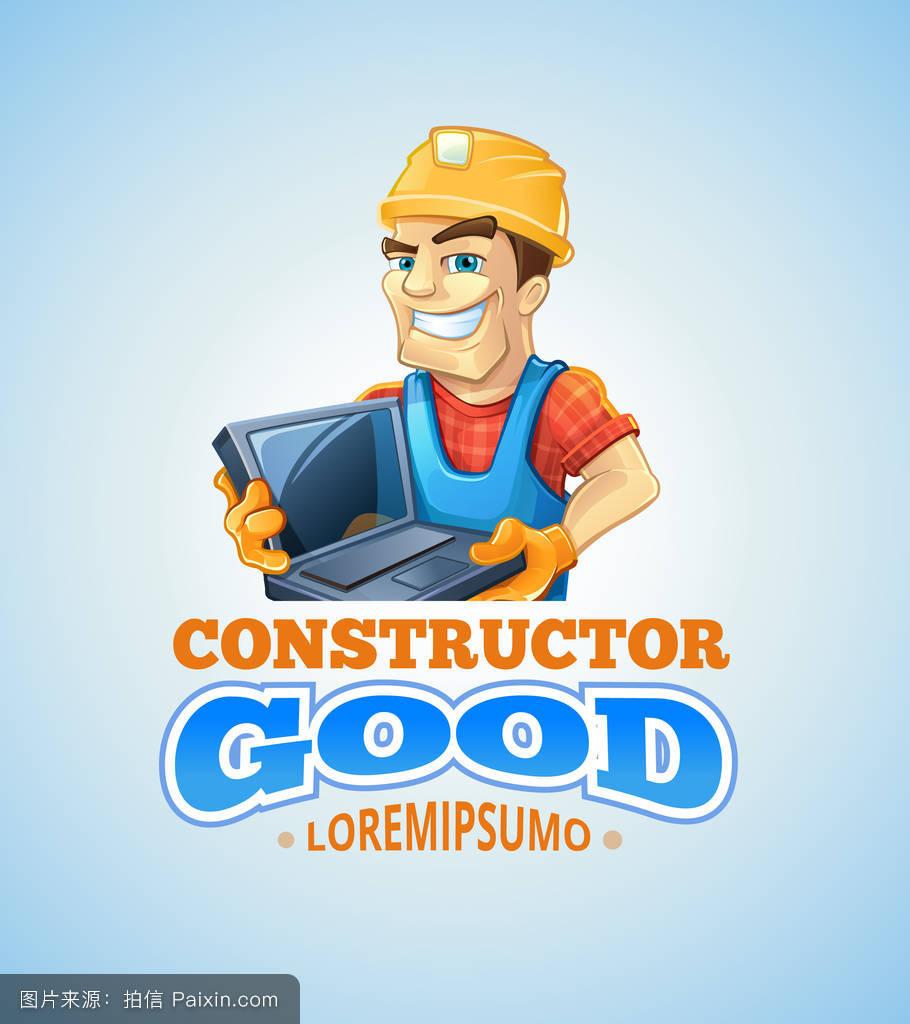 向量在行动或handymans建设者组构成