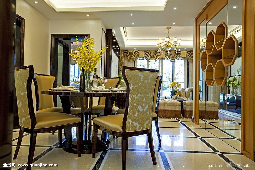 贷款,买房,房地产,摆设,吊灯,吊顶,软包,欧式,风格,雅致,布置,装饰图片