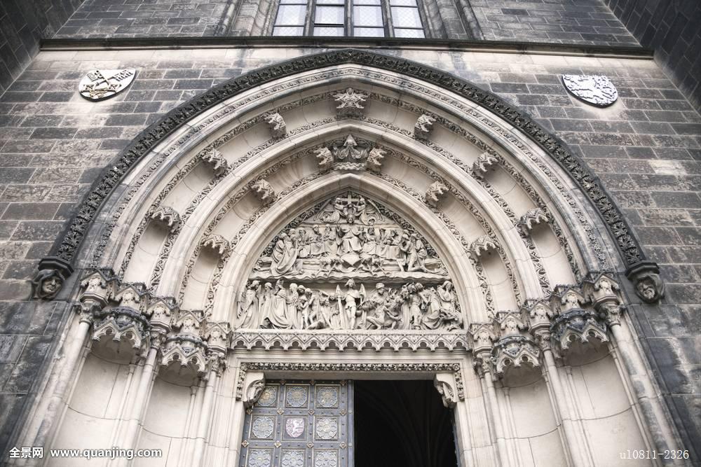 入口,拱形,教堂,大教堂,欧洲,哥特式,宗教,基督教,石头,天主教,建筑图片